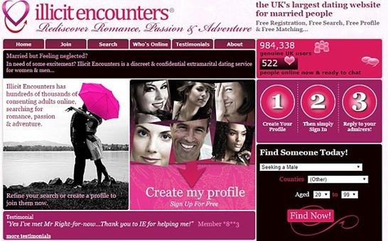 illicit encounters review